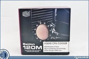 Cooler Master Seidon 120M Review
