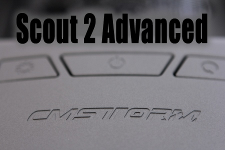 Cooler Master Storm Scout 2 Advanced Gun Metal Case Review