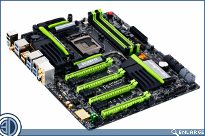 Gigabyte's new offering of Z87 motherboards!