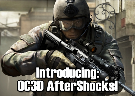 Introducing OC3D Aftershocks to the Forums!