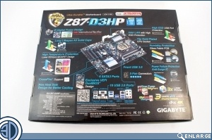 Gigabyte Z87-D3HP Review