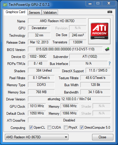 AMD A10-6800K Richland Overclocked Review