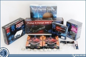Water Cooling Kit Group-Test