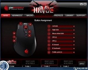 CM Storm Havok Mouse and Control-RX  Surface Review