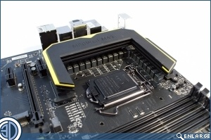 MSI Z87 MPOWER MAX cpu socket