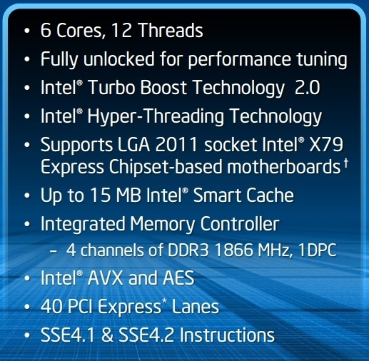Intel X79 Core i7-4960X Review