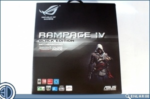 ASUS Rampage IV Black Edition Review