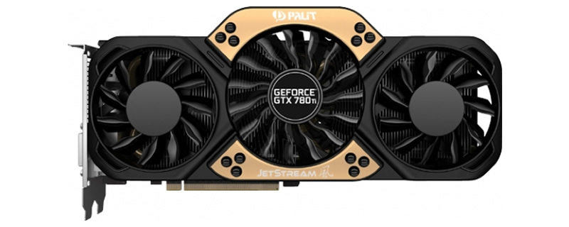 Palit Jetstream GTX780 Ti