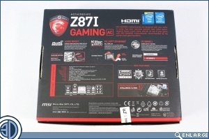 MSI Z87I Gaming Review