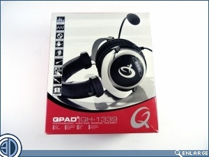 QPAD QH-1339 Pro Gaming Headset Review