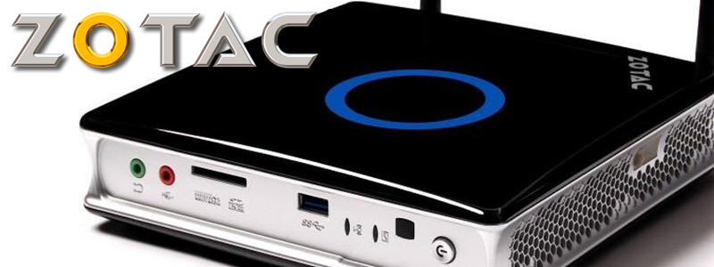 Zotac Zbox Plus ID45 Review