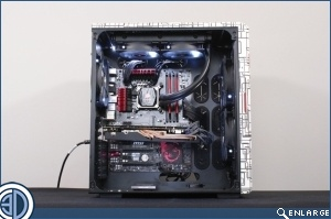 Motherboard Custom Test Rig