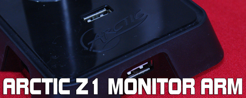 Arctic Z1 Monitor Stand Review