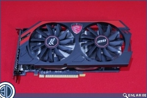 MSI GTX750 Ti Gaming OC Edition