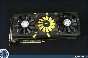 MSI R9 290X Lightning Review
