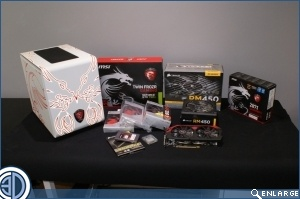 MSI Dragon Gaming Build