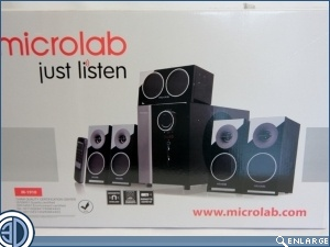Microlab M1910, 5.1 Speaker system Review