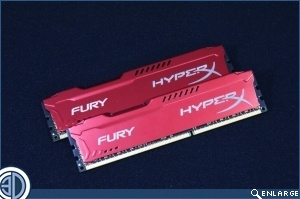 Kingston HyperX Fury Memory