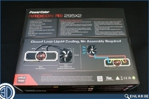 PowerColor R9 295X2 First Look
