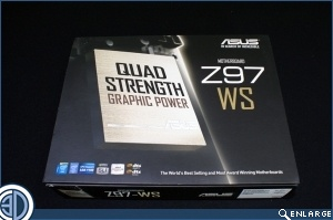 ASUS Z97 A, WS and Deluxe Preview