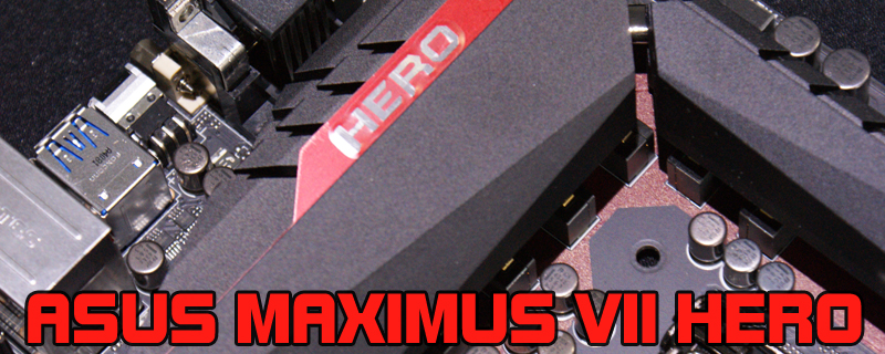 ASUS Maximus VII Hero Preview