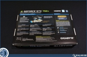 Gigabyte GTX750Ti Windforce Review