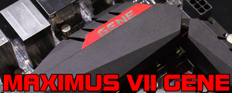 ASUS Maximus VII Gene Preview