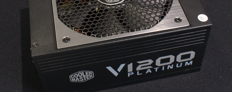 CoolerMaster V1200 PSU