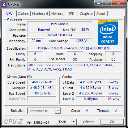Intel i7-4790K Review