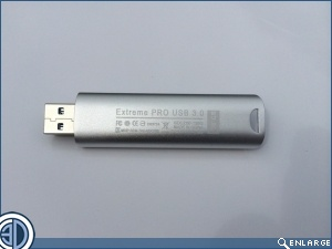 SanDisk Extreme Pro 128GB Flash Drive