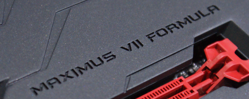 ASUS Maximus VII Formula Preview