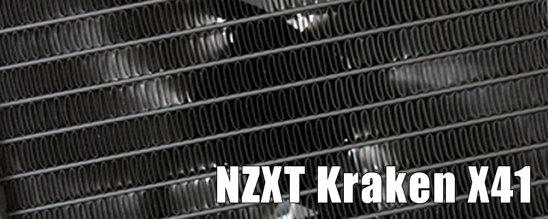 NZXT Kraken X41 Review