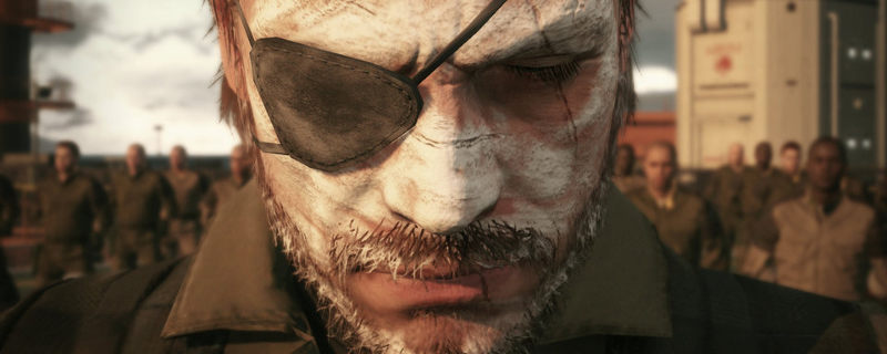 Metal Gear Solid 5 & Ground Zeroes announced for PC