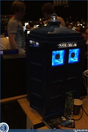 Tardis PC Case