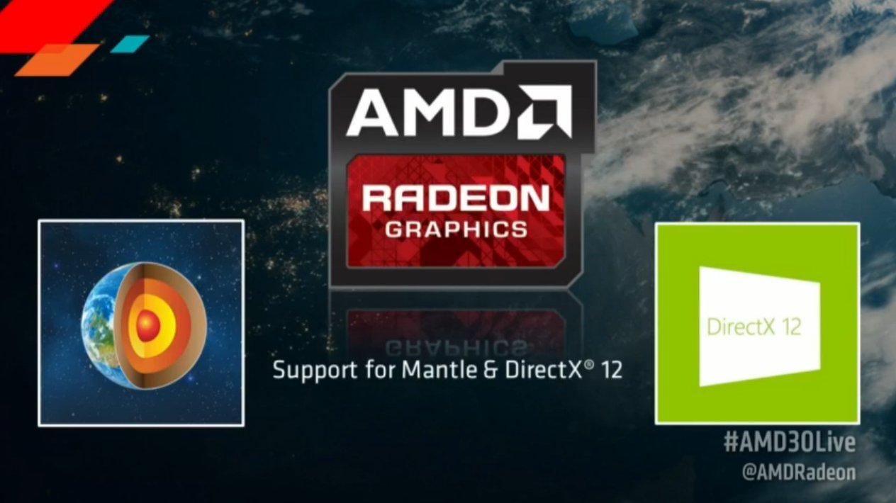 All AMD GCN GPUs support DX12