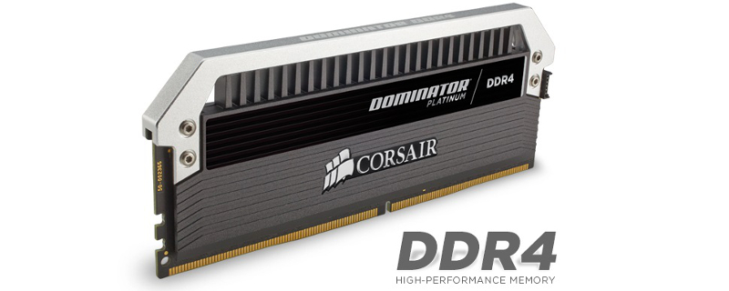 CORSAIR AND ASUS CREATE WORLDâ??S FASTEST DDR4 MEMORY