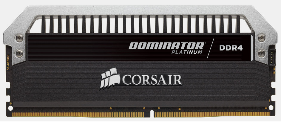 Corsair and ASUS Create World's Fastest DDR4 Memory