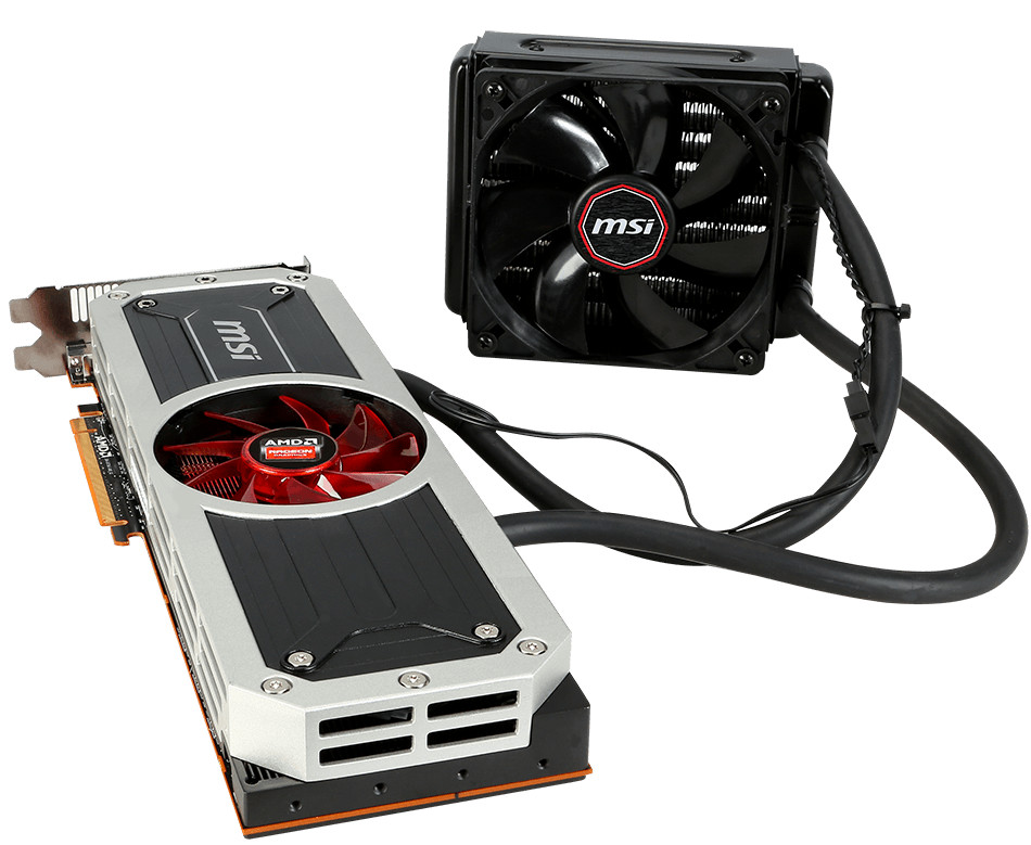 AMD lowers price of the R9 295X2 by 33%