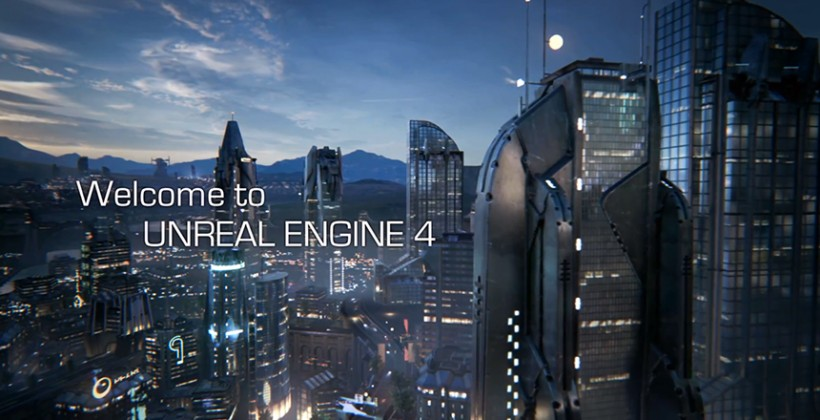 Unreal Engine 4 offered free for schools