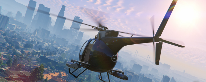Grand Theft Auto V Release Date for PC Announced
