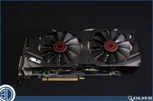 ASUS GTX 970 Strix Preview