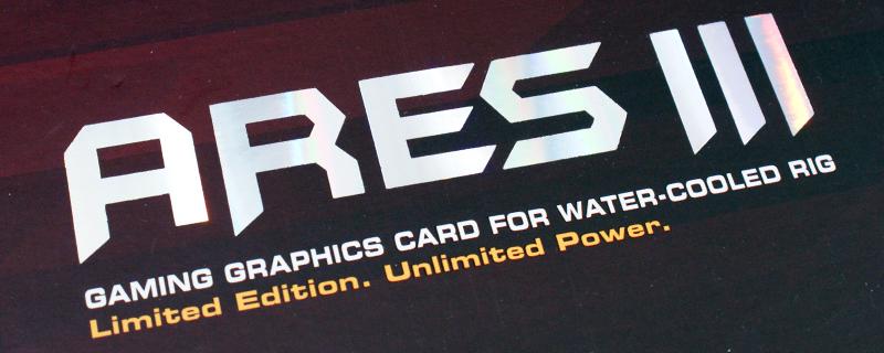 ASUS Announces Republic of Gamers Ares III - guru3d.com