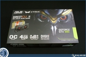 ASUS GTX980 Strix Review