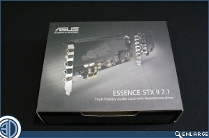 ASUS Essence STX II 7.1 Soundcard Review