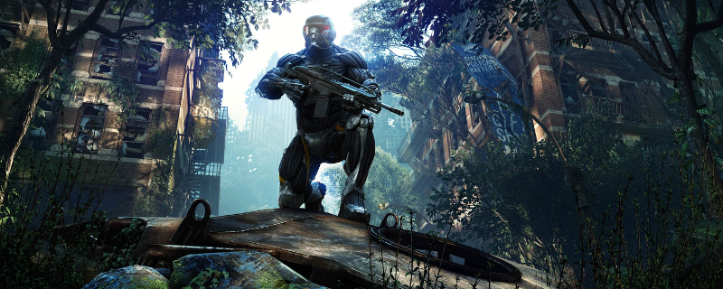 Crytek Says It's Getting harder to Wow People With Graphics