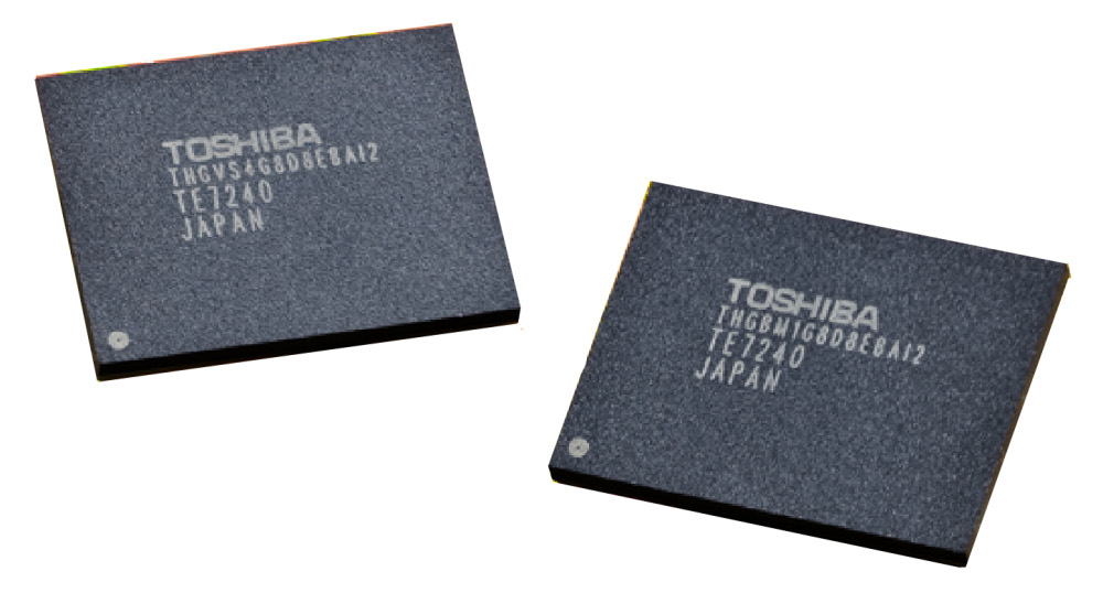 Toshiba: SSDs will be cheaper than HDDs by 2025