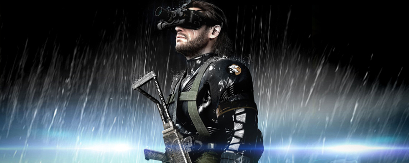 Metal Gear Solid 5: Ground Zeroes for PC Locked at 60fps