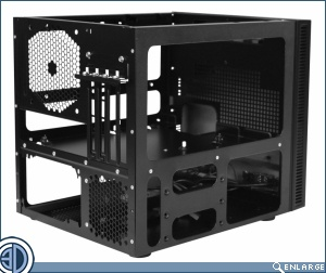 Antec Launches New Micro-ATX Case ISK600M