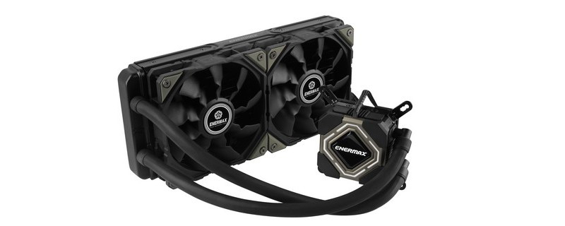 ENERMAX Launches LIQMAX II Series Liquid CPU Coolers