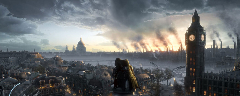 Assassin's Creed in London!